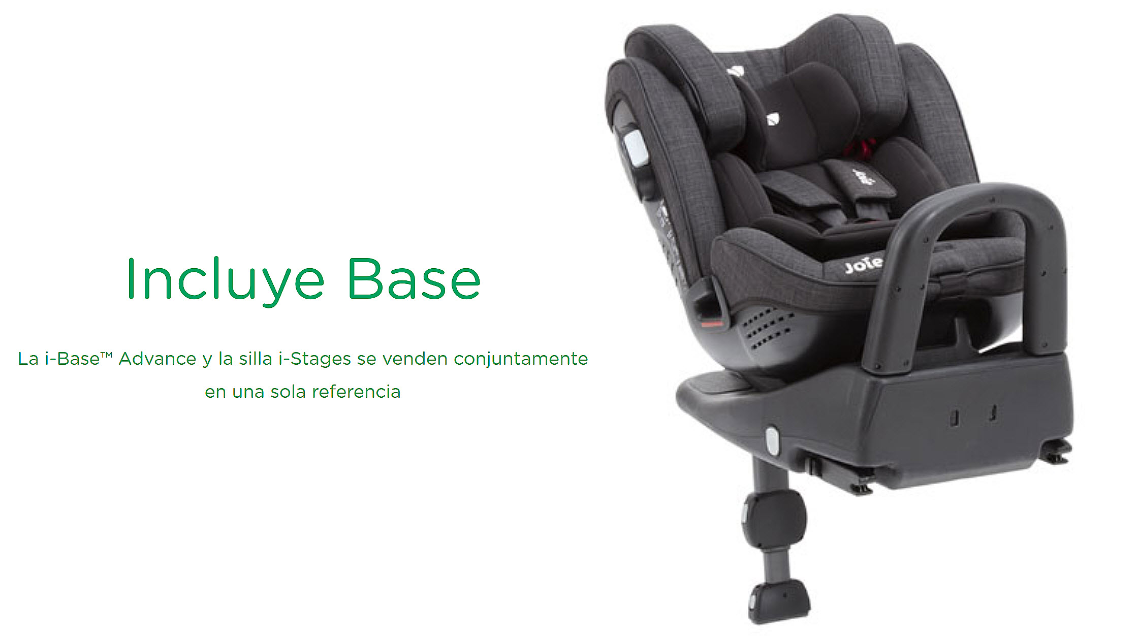 STAGES ISOFIX 0+ 1 Y 2