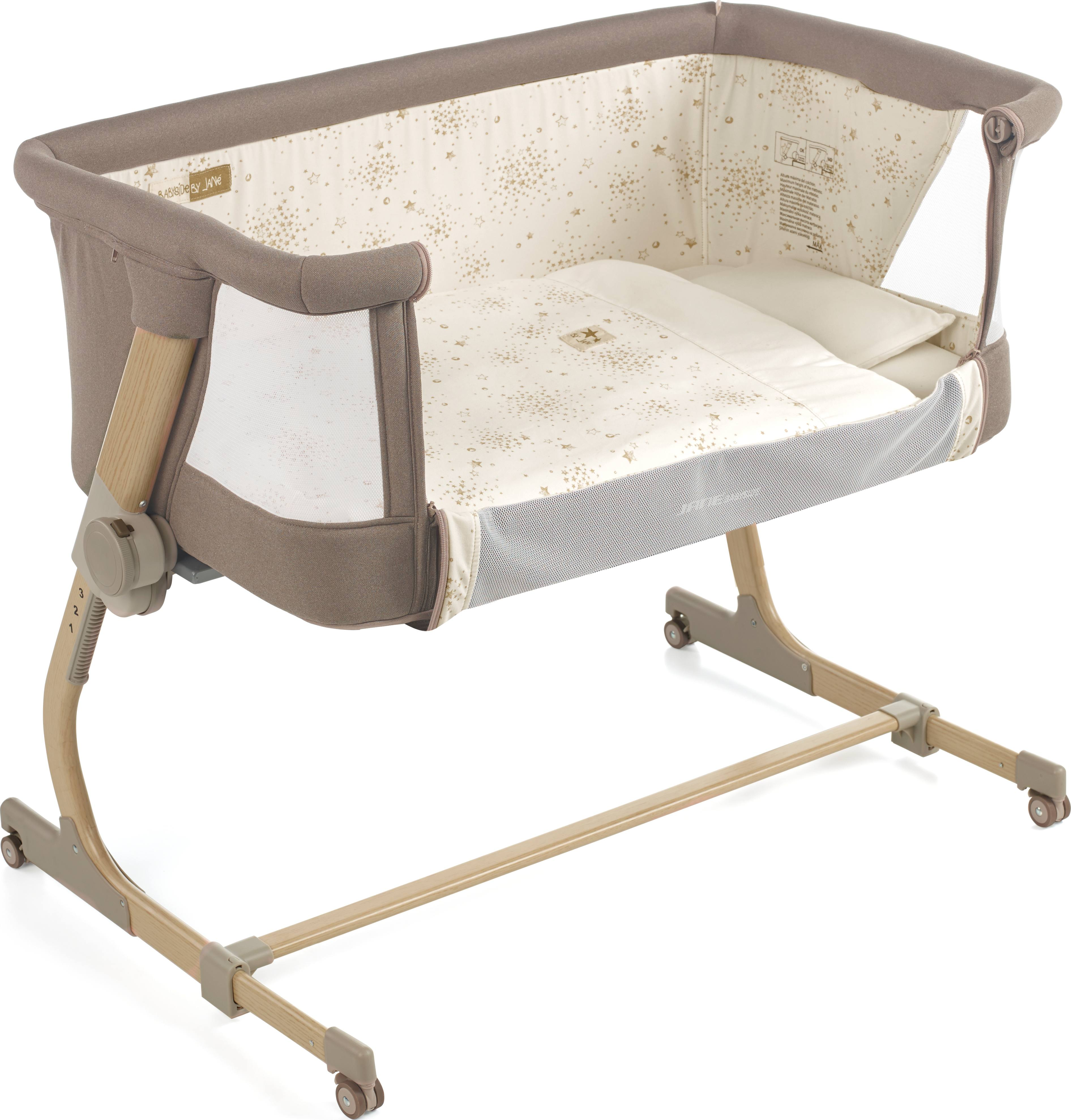 JANE BABY SIDE NATURE LATERAL QUITADO