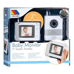 "BABY MONITOR 2"" SCREEN- PANTALLA"