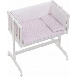 Minicuna Colecho Interbaby Star Rosa