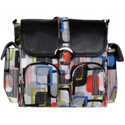 BOLSO DUTY BAG COLLECTION GEOMETRIA KALEMCOM