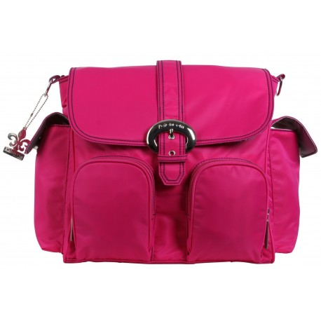 BOLSO DUTY BAG COLLECTION FUCSIA KALENCOM
