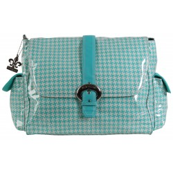 BOLSO BUCKLE BAG COLLECTION CHANTEL TURQUESA KALEMCOM