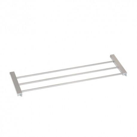 Extension para Wood Lock Safety Gate Silver 21 cm