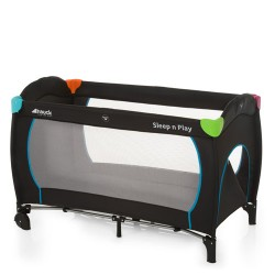 Cuna viaje Sleep'n Play Go Plus Multicolor Black Hauck