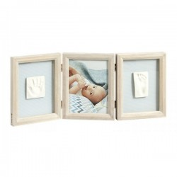 Marco My Baby Touch Double Print Frame Stormy Baby Art