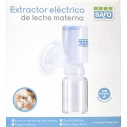 Extractor electrico leche materna