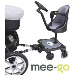Patinete Mee-go 4 ruedas Sit and Ride