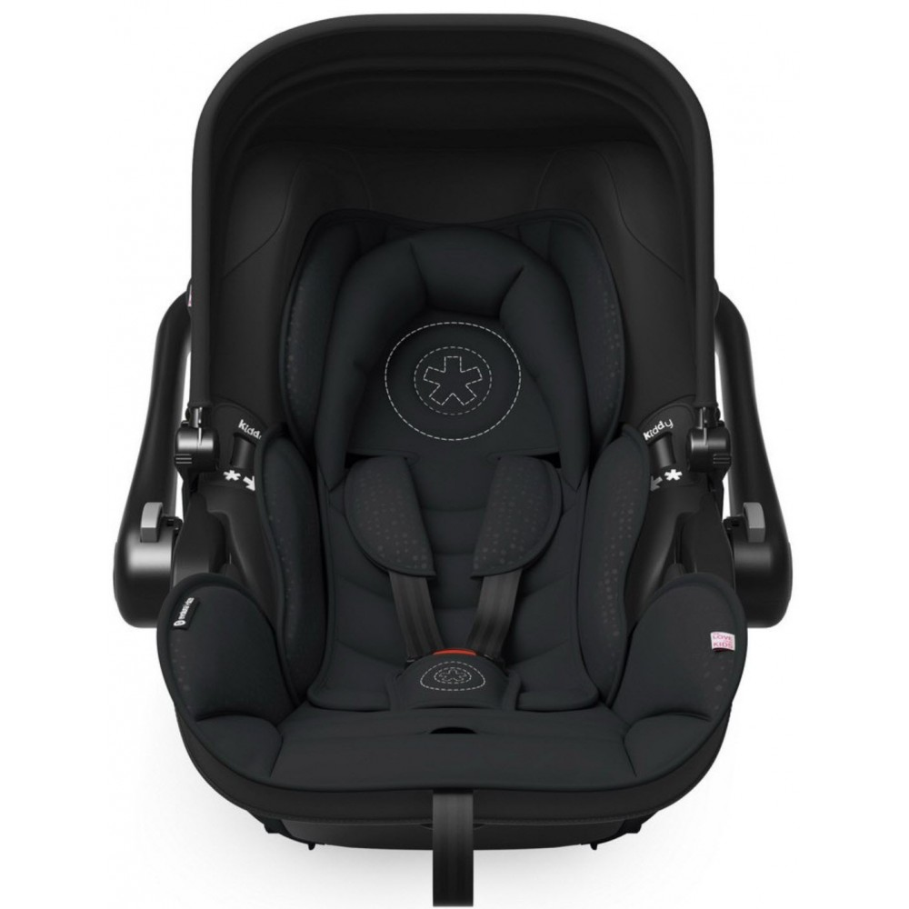 kiddy evoluna i size incluye isofix base 2 onyx black. Black Bedroom Furniture Sets. Home Design Ideas