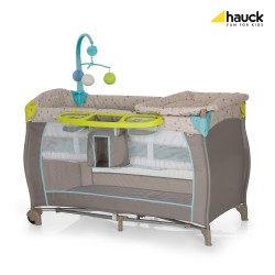Babycenter MULTI DOTS SAND Hauck