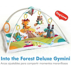 TINY LOVE MANTA JUEGOS BEBE  GYMINI DELUXE INTO THE FOREST
