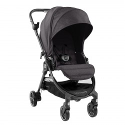 silla Baby Jogger City Tour LUX COLOR NEGRO Barra delantera incluida