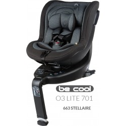 BE COOL O3 LITE I-SIZE COLOR ROJO