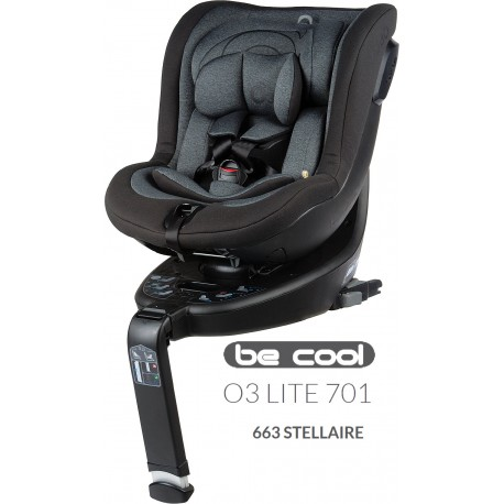 BE COOL O3 LITE I-SIZE COLOR NEGRO