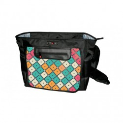 BOLSO CITY VINTAGE COLORES TRIS Y TON