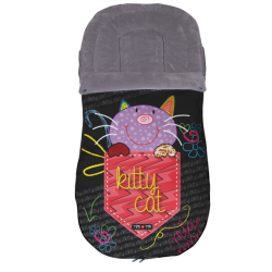 SACO UNIVERSAL KITTY CAT TRIS Y TON
