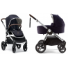 Cochecito Duo Ocarro Mamas & Papas Dark Navy Tweed