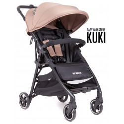 KUKI BABY MONSTERS TAUPE