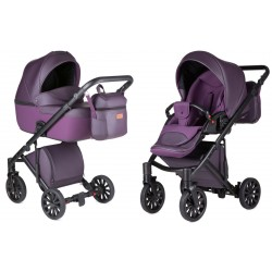 COCHE ANEX CROSS 2 EN 1 DARK PLUM