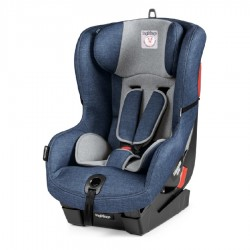 SILLA AUTO VIAGGIO 1 DUO FIX K URBAN DENIM PEG PEREGO