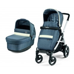 CARRO DUO PEG PEREGO PÒP UP LUXE ELITE MIRAGE 51S BLANCO