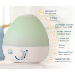 HUMIDIFICADOR MOLTO ULTRASONICO