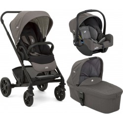 CARRO JOIE CHROME TRIO CLASSIC FOGGY GRAY