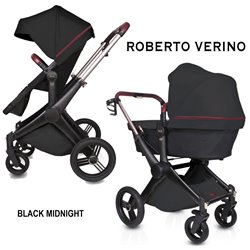 SHOM ELEGANCE ROBERTO VERINO COLOR BLACK MIDNIGHT