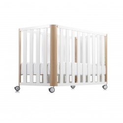 CUNA COLECHO DOCO SLEEPING COTINFANT 120X60 blanco