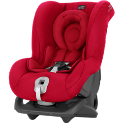 SILLA AUTO FIRST CLASS PLUS FIRE RED