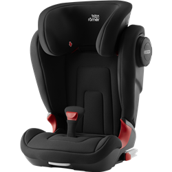 ROMER BRITAX KIDFIX 2 S FIRE RED