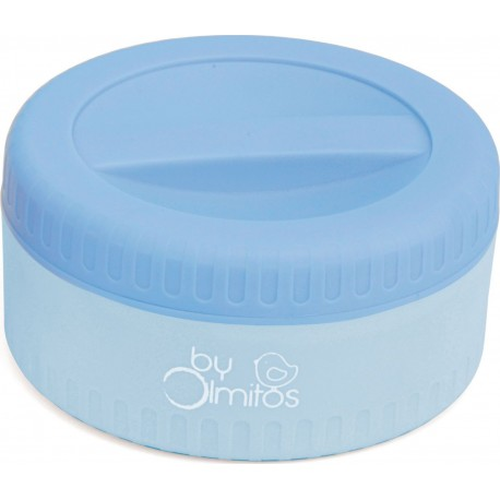 TERMO PAPILLERO 460 ml. BLUE Y PINK