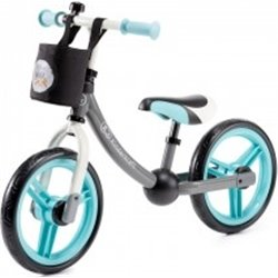 Bicicleta Kinderkraft 2 Way Next AZUL TURQUESA