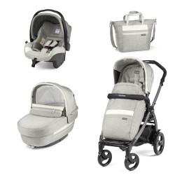 CARRO TRIO BOOK 51 LUXE ELITE PEG PEREGO