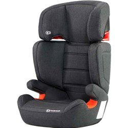SILLA AUTO KINDERKRAFT JUNIOR FIX NEGRO