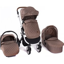KIKKA BOO DOTTY 3 EN 1 MARRON