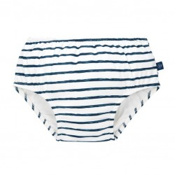BAÑADOR NIÑO MR. STRIPES NAVY LASSIG