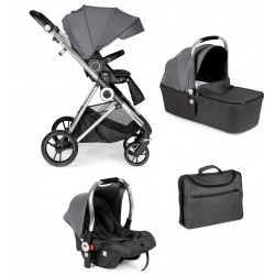 COCHE MOMMY PLUS TRIO MS