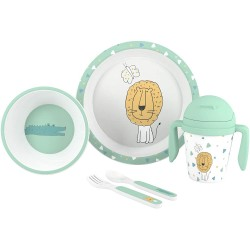 SET VAJILLA SAVANA DE INTERBABY