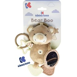 ACTIVITY BEAR TOY KIKKA BOO