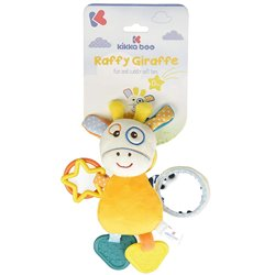 ACTIVITY GIRAFFE TOY KIKKA BOO