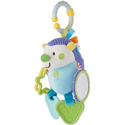 ACTIVITY HEDGEHOG TOY AZUL KIKKA BOO