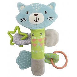 CAT ACTIVITY SQUEAKER KIKKA BOO
