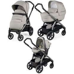 BOOK PEG PEREGO SL MODULAR TRIO PRIMO VIAGGIO CITY GREY