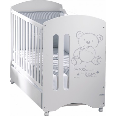 CUNA DE 120 X 60 - Sweet Bear