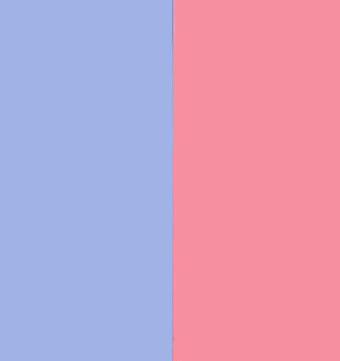 Rosa y Azul